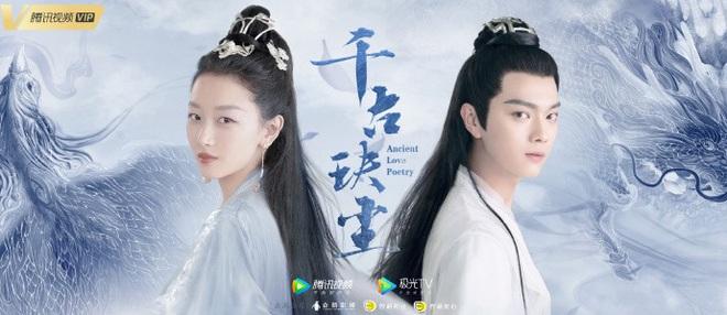 Phim của ảnh hậu Châu Đông Vũ vừa rải poster nhưng hình như Hứa Khải còn xinh hơn cả nữ chính vậy? - ảnh 3