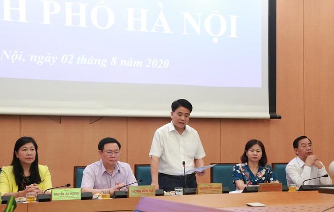 Hà Nội ghi nhận gần 84.000 người về từ Đà Nẵng, 127 trường hợp F1 liên quan đến 2 ca bệnh đều cho kết quả âm tính - ảnh 1