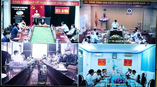GS.TS Nguyễn Thanh Long: Không cấp thêm test nhanh cho Hà Nội, khuyến khích làm xét nghiệm PCR - ảnh 1