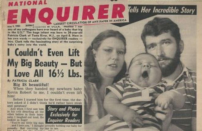 Bé trai lọt lòng với cân nặng 7,4kg từng khiến nước Mỹ phát cuồng săn đón trong hơn 3 thập kỷ giờ ra sao? - ảnh 3