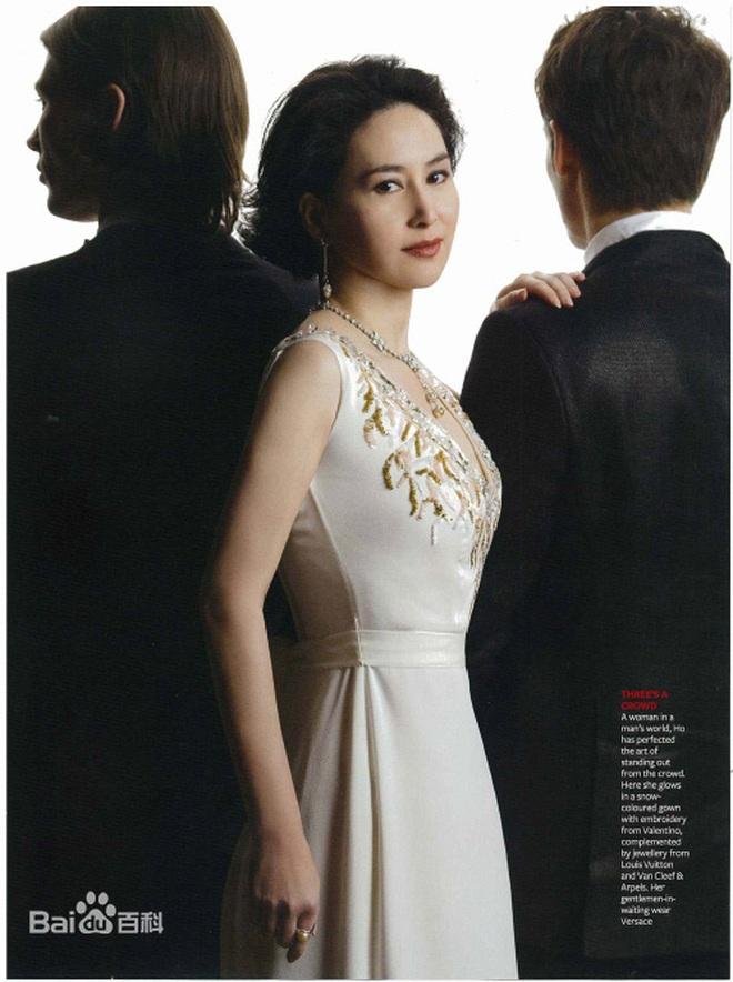 Chiêm ngưỡng loạt ảnh kiều diễm từ bé đến lớn của ái nữ mệnh phú quý Vua sòng bài Macau: Thuở thiếu nữ đẹp không khác mỹ nhân TVB - ảnh 8