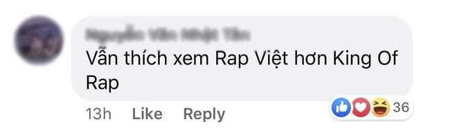 Hai TV Show về Rap quyết lên sóng đối đầu trong một đêm: Rap Việt vượt lên King Of Rap về hiệu ứng lan tỏa! - ảnh 8