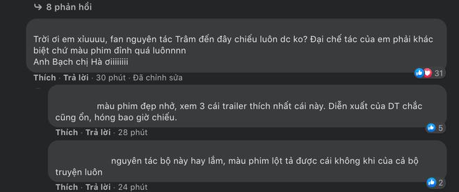 Thanh Trâm Hành tung trailer bất ngờ: Dương Tử tự lồng tiếng, Ngô Diệc Phàm diễn bớt đơ rồi! - ảnh 6