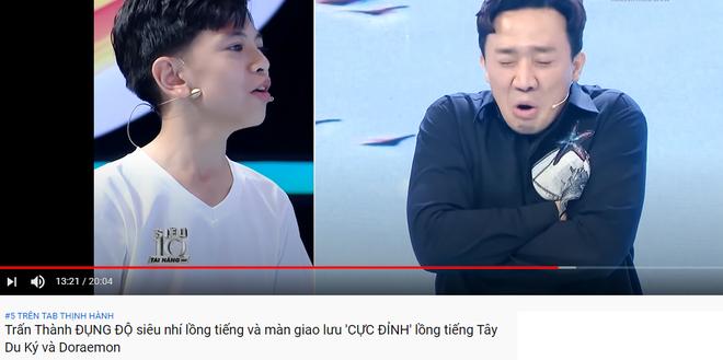 Trấn Thành thống trị top trending YouTube: Người ấy là ai dẫn đầu, Rap Việt khai màn với vị trí thứ 3! - ảnh 6