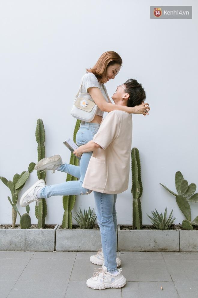 Gặp Miko Lan Trinh và bạn trai chuyển giới: Ra ngoài tôi sẽ nói chuyện hẹn hò anh là thật, còn về nhà tôi phải thuyết phục mẹ đây là PR - Ảnh 10.