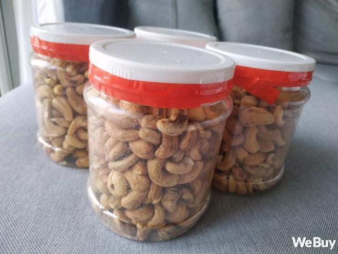 """Ăn thử hạt điều siêu rẻ 100k⁄4-6 hộp: Ngon đấy nhưng không ngồi """"soi"""" từng hạt thì cẩn thận kẻo rước bệnh vào người - Ảnh 5."""