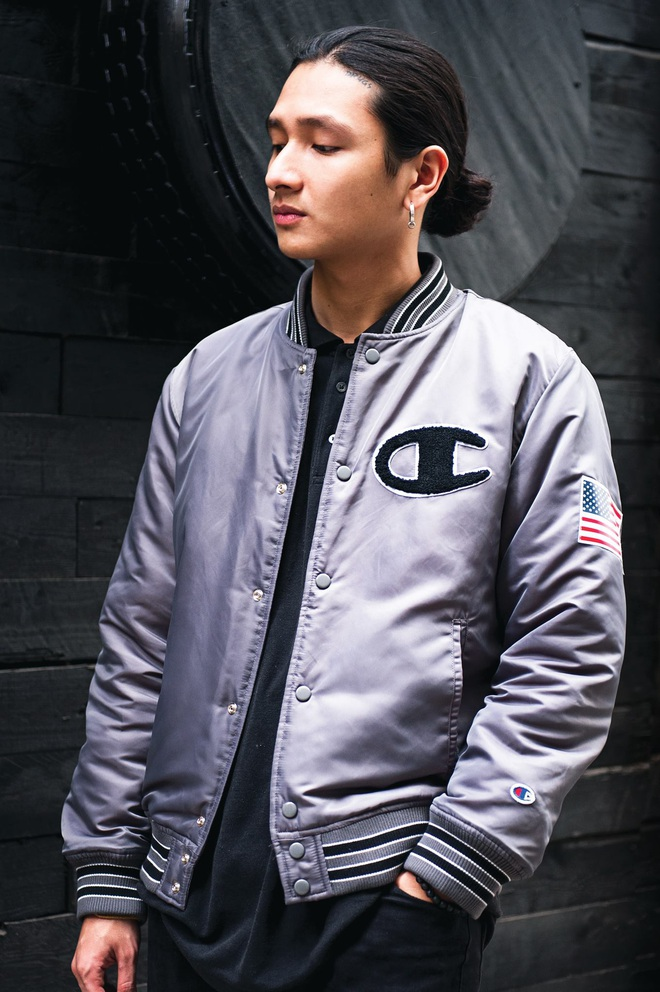 Hot boy Rap Việt 16 Typh: Visual đỉnh khiến Karik phải mê mẩn, diện đến 1001 kiểu tóc đều hợp không phải bàn - Ảnh 3.