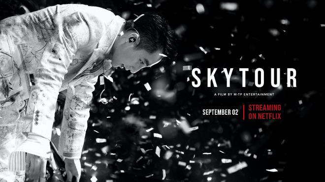Netflix chính thức đem Sky Tour Movie của Sơn Tùng M-TP phát hành toàn cầu - ảnh 2