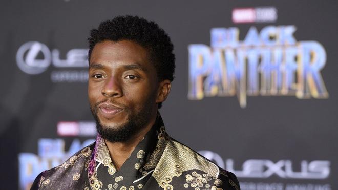 NÓNG: Tài tử Chadwick Boseman (Black Panther) qua đời sau 4 năm chiến đấu  thầm lặng với căn bệnh ung thư
