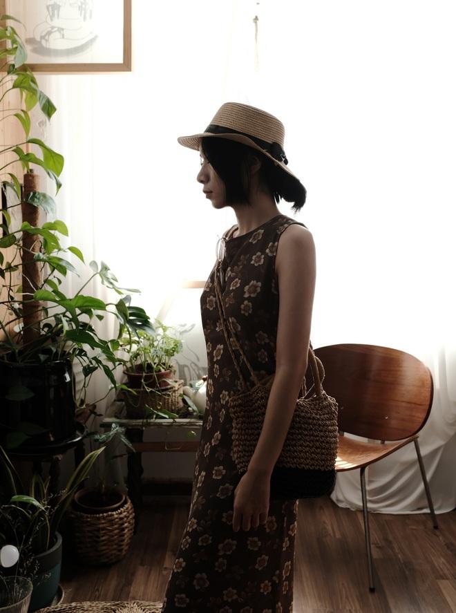 """Cô nàng bê nguyên khu vườn vào phòng, góc nào cũng xinh khiến hội """"sống ảo"""" mê tít - Ảnh 7."""