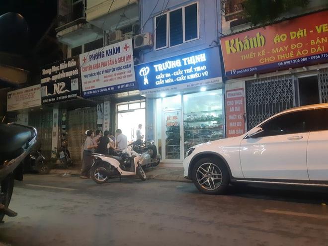 Hà Nội: Thai phụ 15 tuần tử vong tại phòng khám sản phụ khoa - ảnh 1
