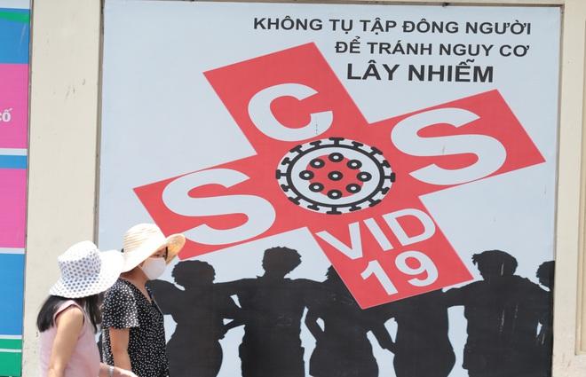 TP.HCM: Chính thức xử phạt người không đeo khẩu trang nơi công cộng từ ngày 5/8 - ảnh 1