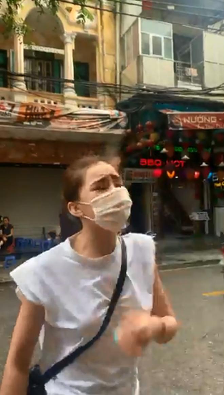 """Lưu Đê Ly chính thức lên tiếng sau vụ ẩu đả với antifan trên phố Hàng Buồm: """"Mình vẫn tử tế tới tận giây phút cuối cùng"""" - Ảnh 5."""