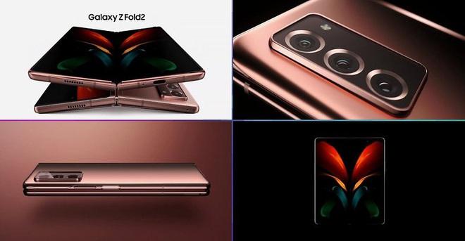 Xem video chỉ 18s về 2 siêu phẩm màn hình gập của Huawei và Samsung, dân tình náo loạn! - Ảnh 2.