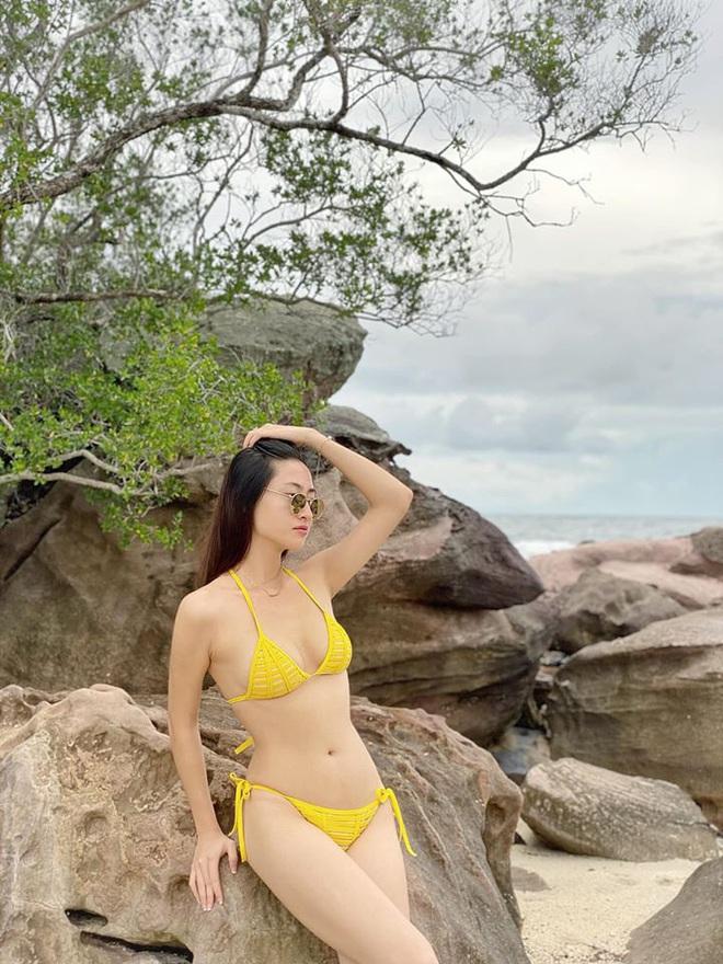 Lương Thuỳ Linh cùng 2 Á hậu kỷ niệm 1 năm đăng quang Miss World Việt Nam: Top 3 nay đã thay đổi ra sao? - Ảnh 6.