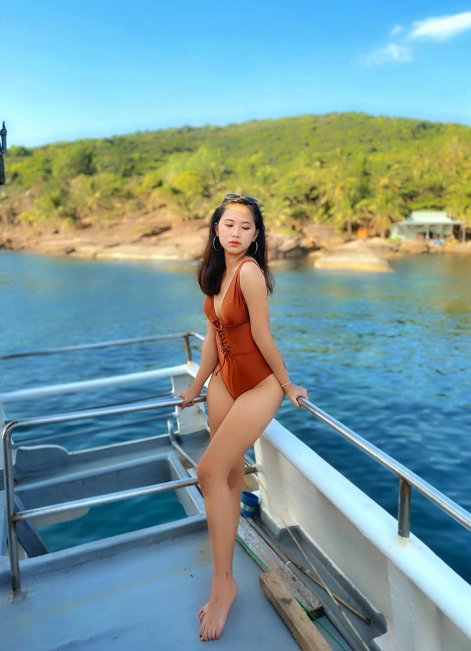 Những cái tên mới của Hoa hậu Việt Nam 2020 nhập hội đường đua bikini, ai cũng rất gì và này nọ - ảnh 5