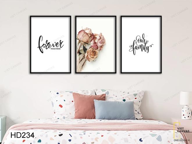 Muốn căn phòng của mình xịn sò như ảnh trên Pinterest, hội mê decor nhất định phải sắm một bộ tranh treo tường - ảnh 7