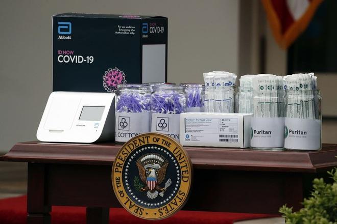 Nhân viên Nhà Trắng được yêu cầu xét nghiệm Covid-19 ngẫu nhiên - ảnh 1