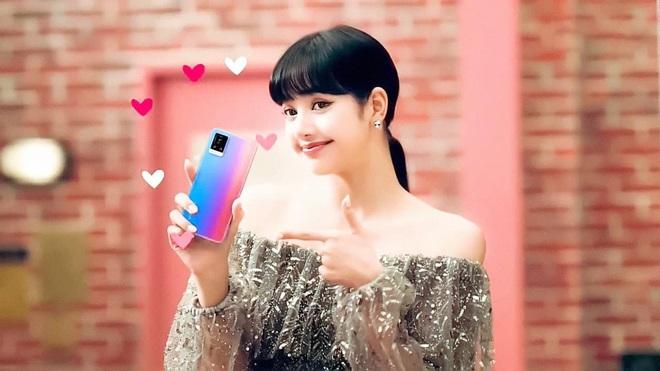 Lisa - BLACKPINK chính thức làm đại sứ cho Vivo, video giới thiệu đạt luôn 1 triệu views chỉ sau 1h - ảnh 4