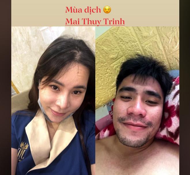 Cầu thủ Việt đưa người yêu đi chơi nhân đợt nghỉ dịch, người không thể về thăm vợ con vì thành phố đóng cửa - ảnh 3
