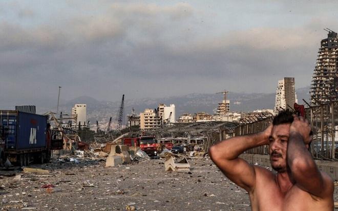 Tôi mất tất cả rồi: Bi kịch kép của người Lebanon sau vụ nổ chấn động, thảm họa nối tiếp thảm họa - ảnh 4