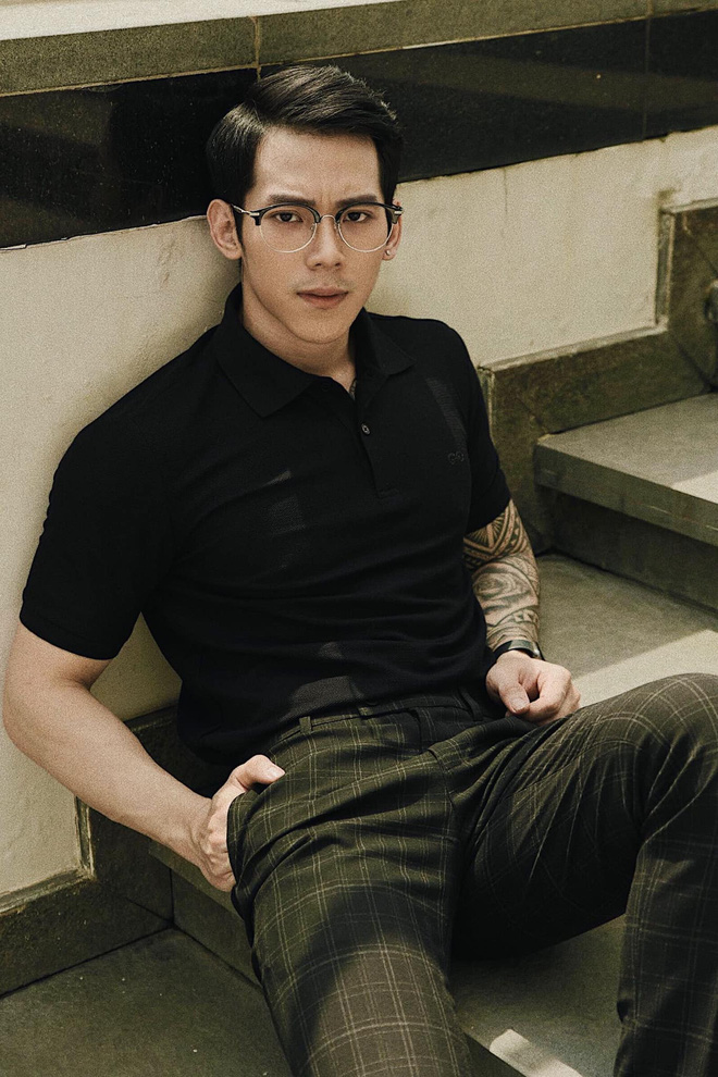 Phú Thịnh (Người ấy là ai): Lột xác từ hot boy mặt búng ra sữa thành ông bố 1 con đầy quyến rũ - ảnh 8
