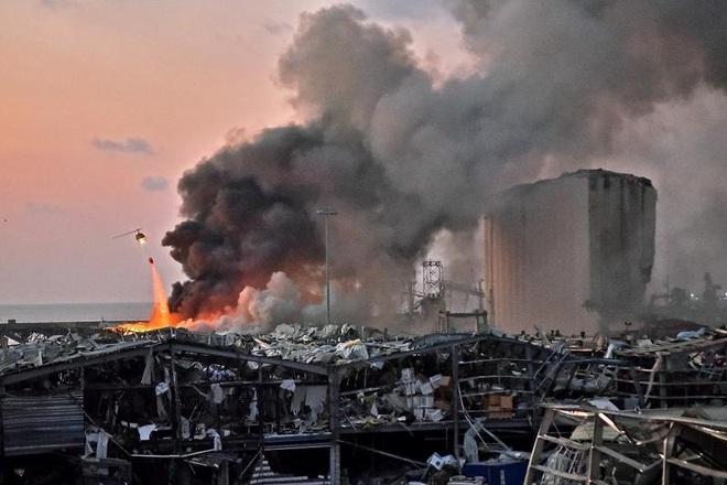 Tôi mất tất cả rồi: Bi kịch kép của người Lebanon sau vụ nổ chấn động, thảm họa nối tiếp thảm họa - ảnh 1