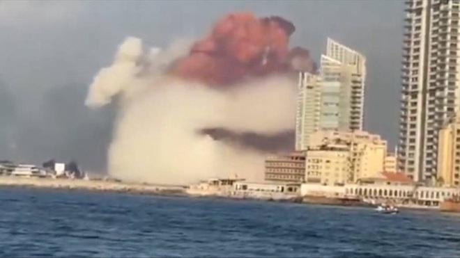 Lebanon và câu chuyện tình người nở rộ: Giữa thảm họa, người dưng cũng hóa người thương - ảnh 1