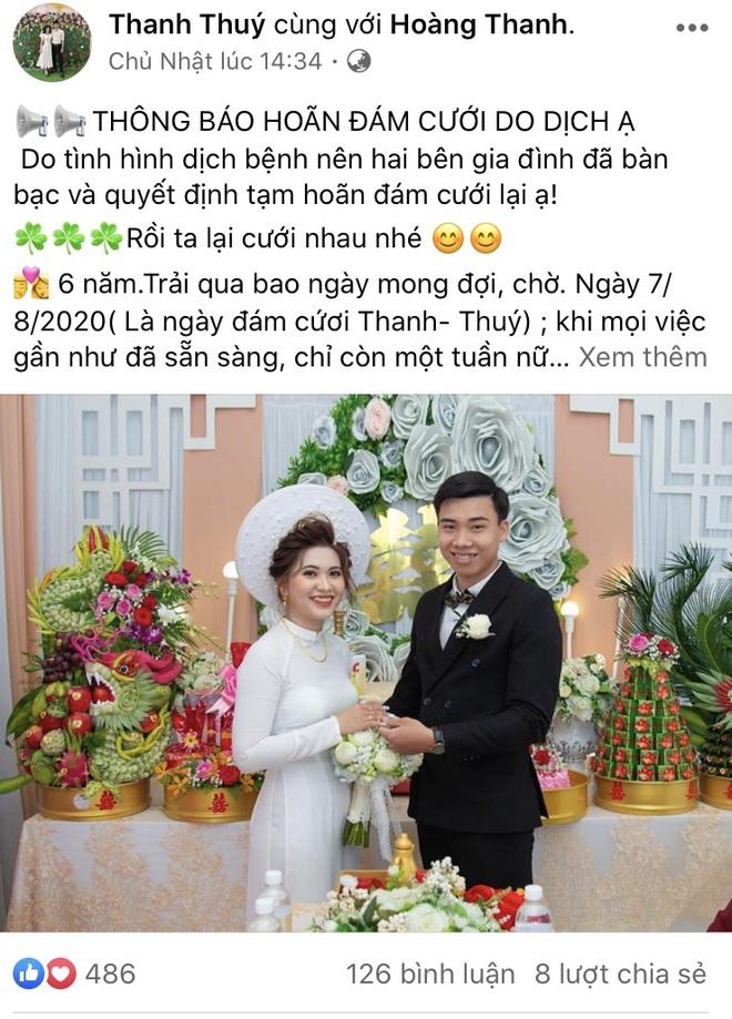 6 năm hẹn hò hay 9 năm đằng đẵng yêu xa, nhiều bạn trẻ vẫn chấp nhận hoãn đám cưới để ngăn chặn dịch Covid-19 - ảnh 4