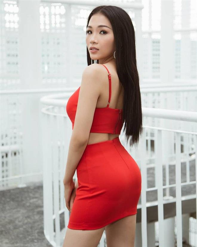 Nam nữ chính của tập bị cắt khỏi Người ấy là ai mùa 3: Hot boy bóng rổ Tâm Đinh & em gái Hoàng Thùy? - ảnh 13