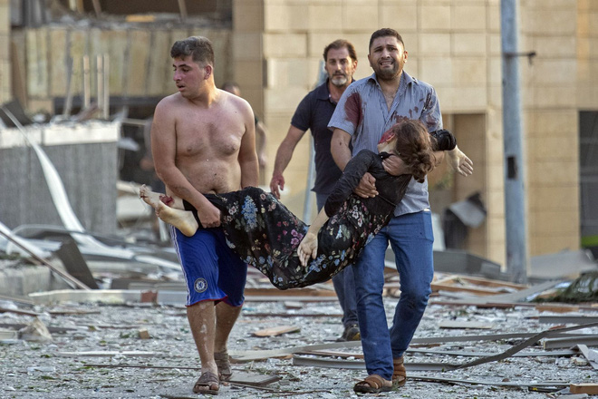 Lebanon và câu chuyện tình người nở rộ: Giữa thảm họa, người dưng cũng hóa người thương - ảnh 3