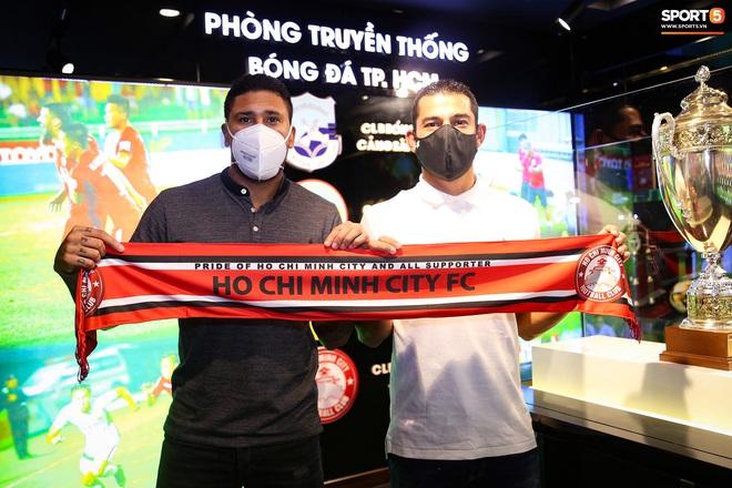 Mới tậu hai ngoại binh xịn, CLB TP.HCM gặp ngay điều may mắn ở AFC Cup 2020 - ảnh 2