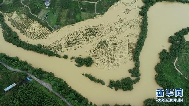 Lũ lụt ảnh hưởng hơn 38 triệu người ở Trung Quốc trong tháng 7 - ảnh 1