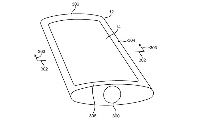 Lộ thiết kế iPhone cuộn tròn màn hình vô cực, hàng độc Apple dành cho tương lai? - ảnh 2