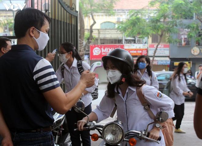 Hà Nội yêu cầu đảm bảo an toàn khi thi Tốt nghiệp THPT mùa dịch Covid-19 - ảnh 1