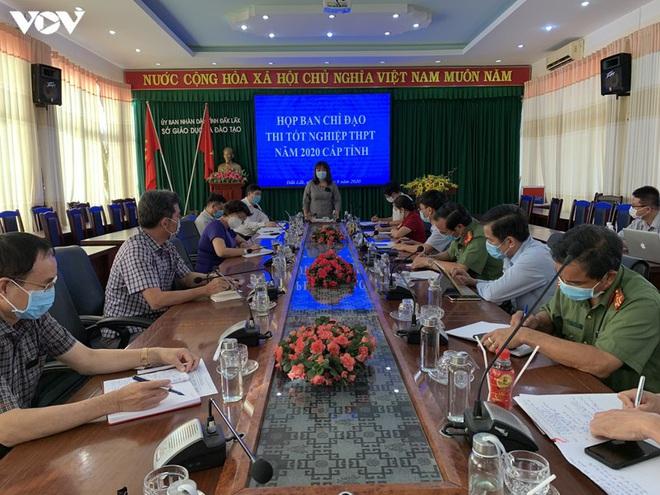 Đắk Lắk quyết định thi tốt nghiệp THPT 2020 làm 2 đợt - ảnh 1