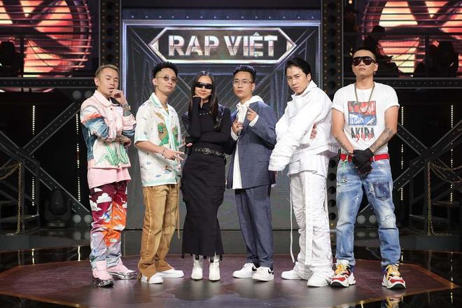 Đổ rạp trước những màn cà khịa đáng yêu của dàn sao Rap Việt! - ảnh 1