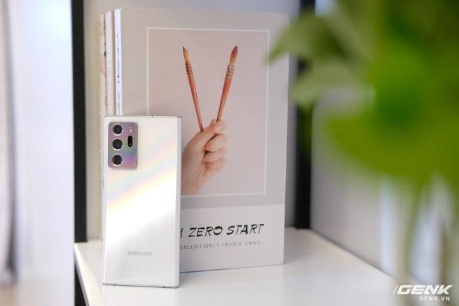 Trên tay Galaxy Note20/Note20 Ultra vừa ra mắt: Màu đẹp xuất sắc, hợp cả nữ lẫn nam - ảnh 16