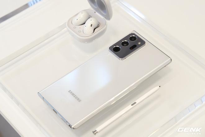 Trên tay Galaxy Note20/Note20 Ultra vừa ra mắt: Màu đẹp xuất sắc, hợp cả nữ lẫn nam - ảnh 17