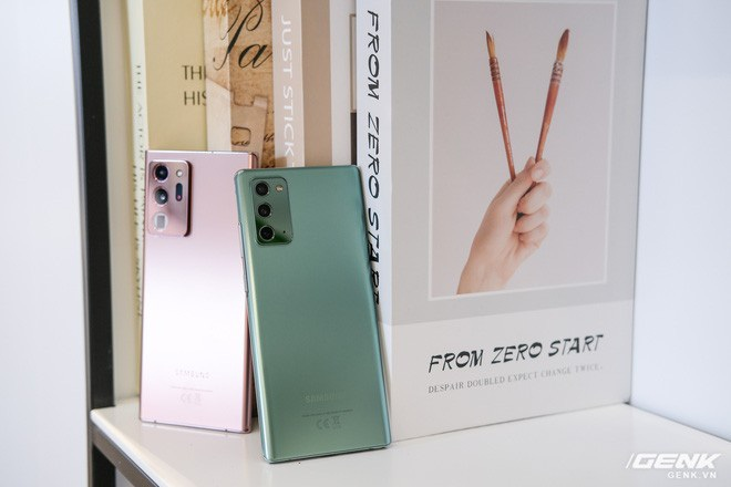 Trên tay Galaxy Note20/Note20 Ultra vừa ra mắt: Màu đẹp xuất sắc, hợp cả nữ lẫn nam - ảnh 34