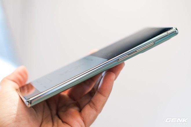 Trên tay Galaxy Note20/Note20 Ultra vừa ra mắt: Màu đẹp xuất sắc, hợp cả nữ lẫn nam - ảnh 33