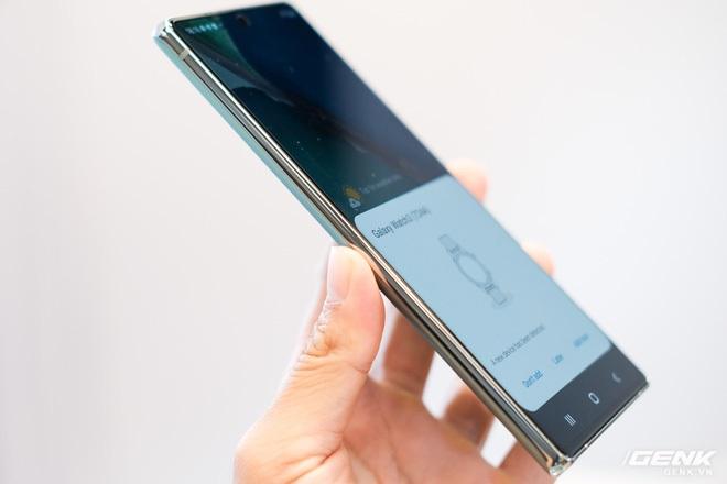 Trên tay Galaxy Note20/Note20 Ultra vừa ra mắt: Màu đẹp xuất sắc, hợp cả nữ lẫn nam - ảnh 32