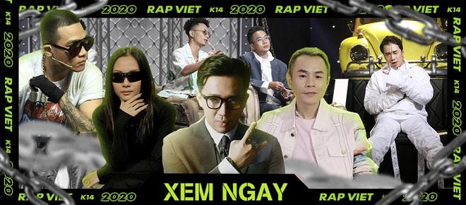 Thí sinh Rap Việt chơi chiêu làm mới hit Vpop: Người làm Huấn luyện viên náo loạn, kẻ gây thất vọng ra về tay trắng - ảnh 4