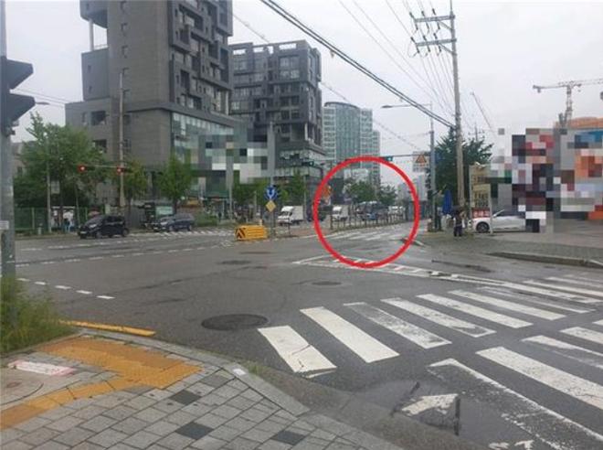 NÓNG: Công bố đoạn CCTV vụ nam idol Kpop Seulong (2AM) lái xe gây tai nạn gây chết người - ảnh 4