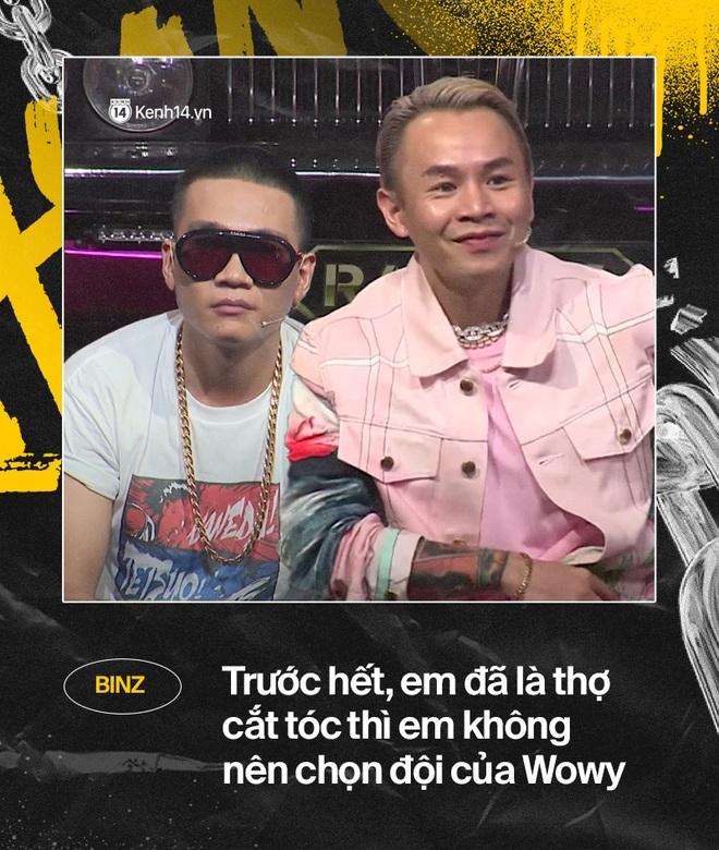 Đổ rạp trước những màn cà khịa đáng yêu của dàn sao Rap Việt! - ảnh 3