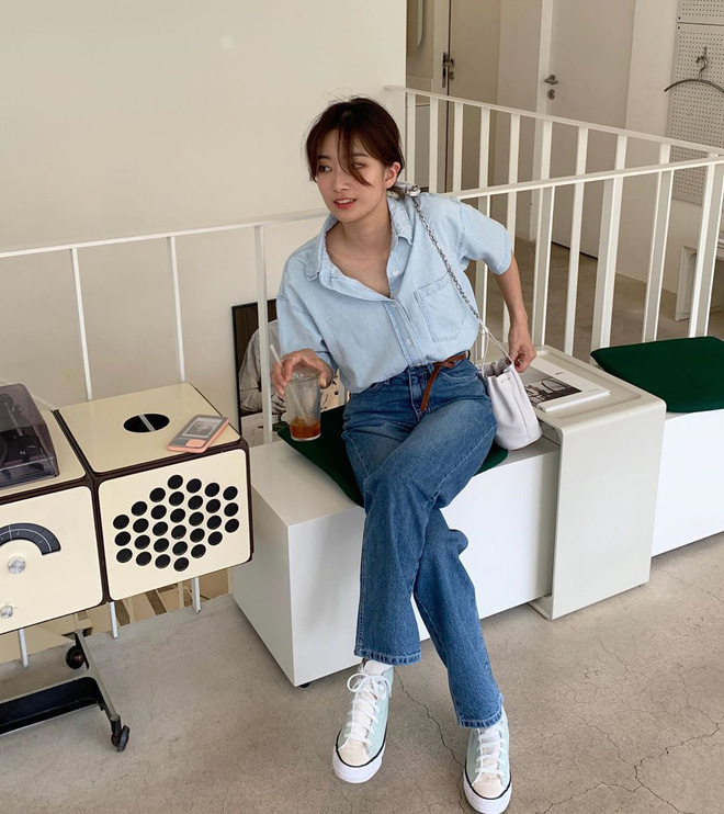Nàng nào cũng sẽ muốn sắm cho bằng hết 5 kiểu giày dép hợp cạ với quần jeans vì diện lên là đẹp mì ăn liền - ảnh 6