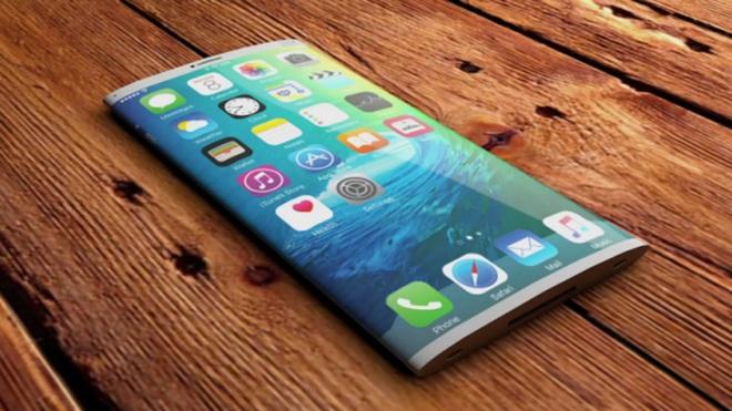 Lộ thiết kế iPhone cuộn tròn màn hình vô cực, hàng độc Apple dành cho tương lai? - ảnh 1