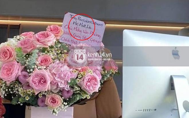 Ảnh độc quyền Hương Giang - Matt Liu: Đi đánh golf chung, chàng gửi hoa tặng nàng! - ảnh 6