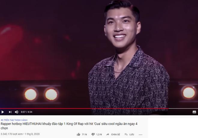 Rap Việt hot thật đấy nhưng thí sinh nổi bật nhất tuần qua lại là của King Of Rap! - ảnh 3