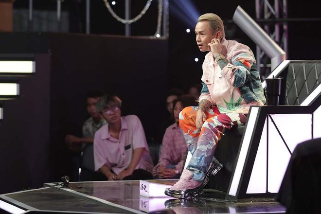 Lộ diện trong line-up thí sinh tập 2 Rap Việt, Tage (Lớp 13) khiến fan đổ rầm với vẻ ngoài cực phẩm - ảnh 5